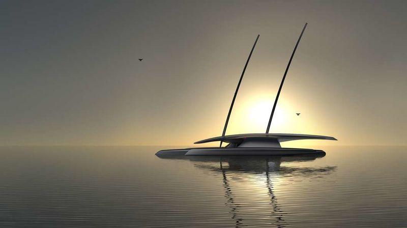 Autonomous Research Ships
