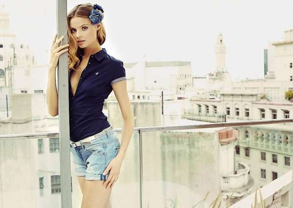 Cityscape Fashion Shoots