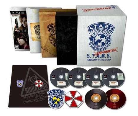 Resident Evil 15th Anniversary Box Set