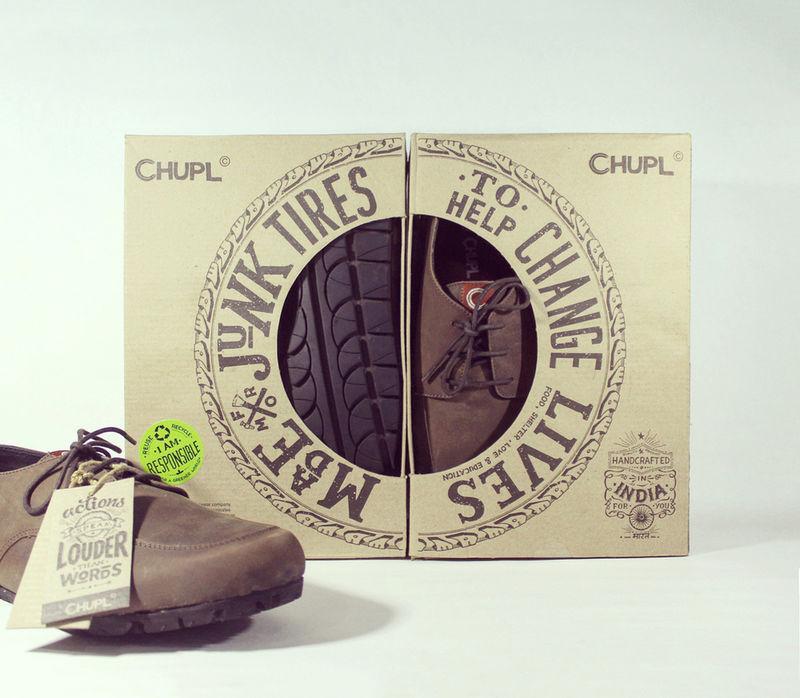 Inspirational Shoe Boxes