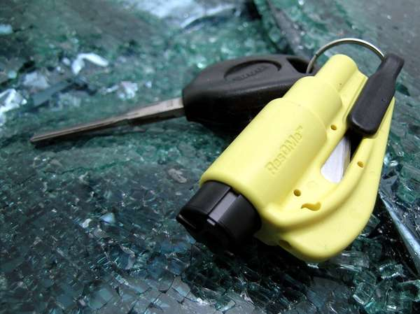 Glass-Shattering Rescue Tools