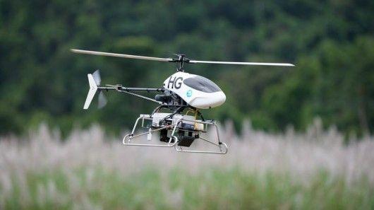 Cannabi-Hunting Drones