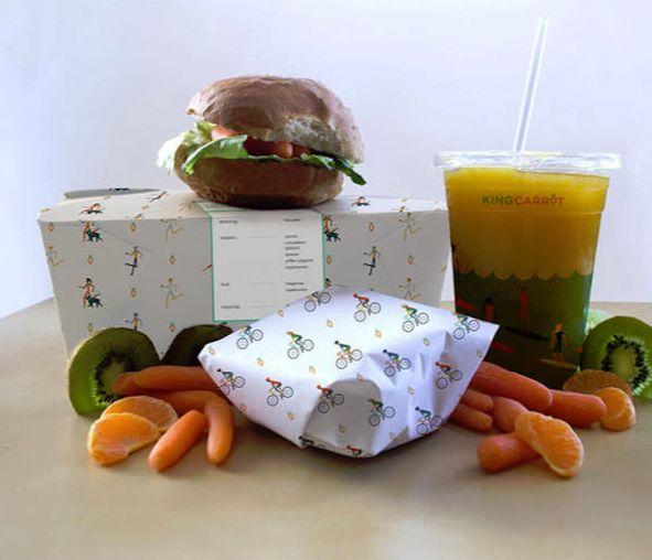 Active Vegetarian Packaging
