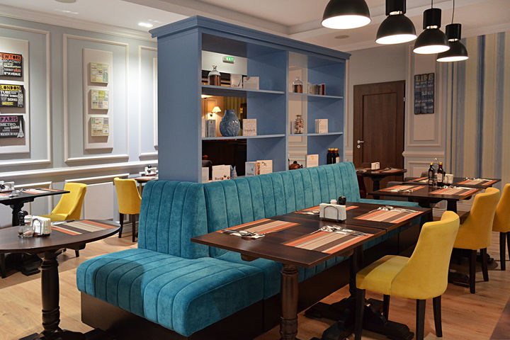 Cozy Mediterranean Eateries