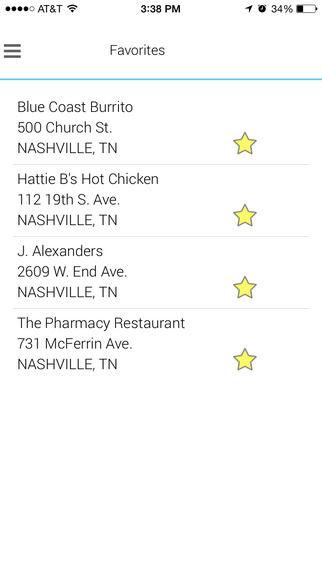Restaurant Inspection Apps