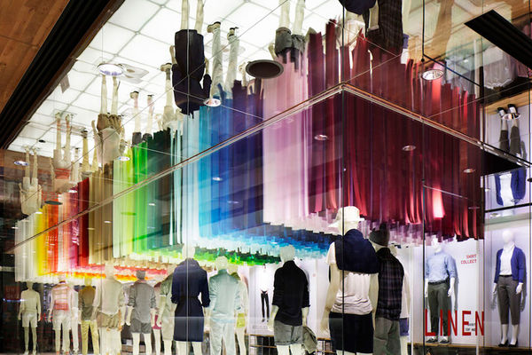 Reflective Clothing Installations