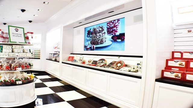 Interactive Heritage Candy Shops