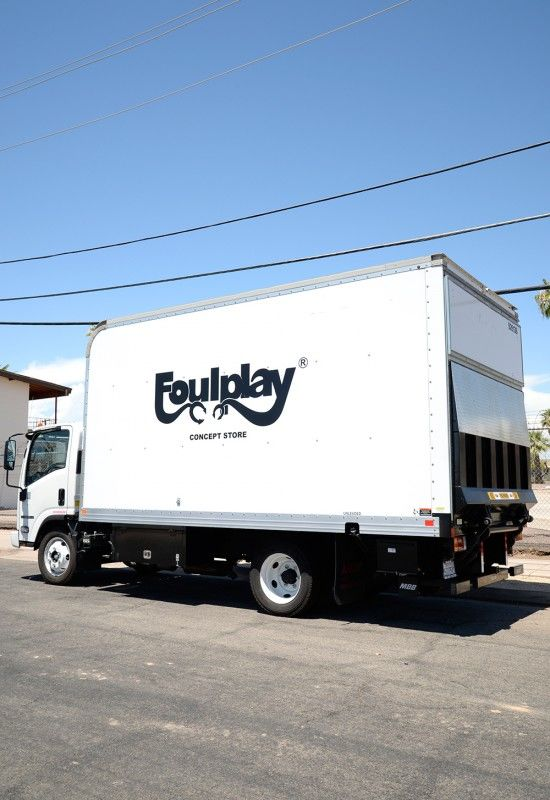 Box Truck Retail Pop-Ups