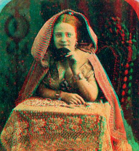 Vintage Photos in 3D