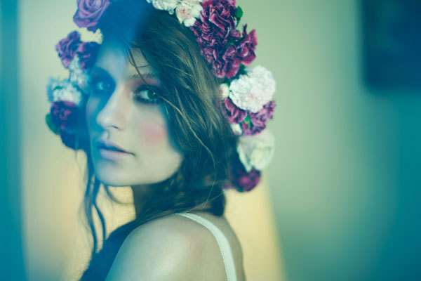Flower Crown Photography