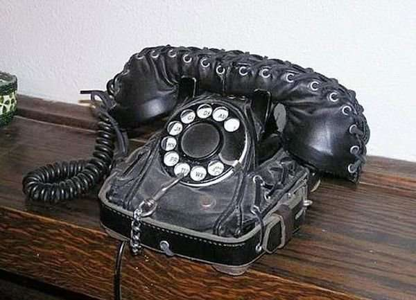 Bringing Back Vintage Telephones