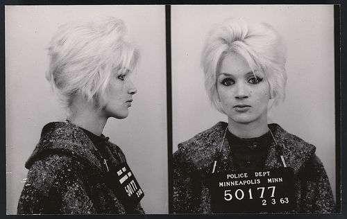 Retro Criminal Mugshots