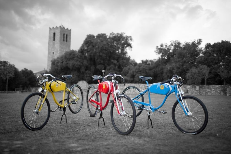 Retro Electric Bicycles