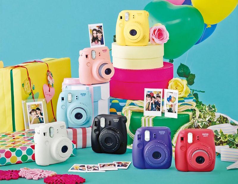 Mini Retro Film Cameras