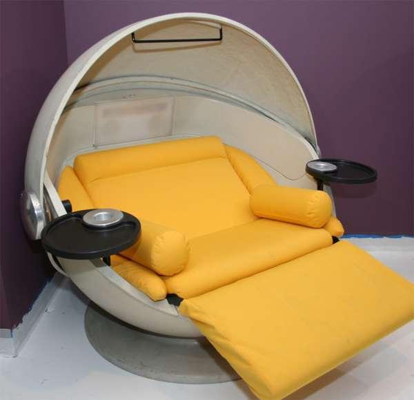 Retro Lounge Pod