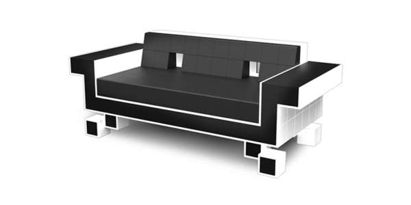Tasteful 8-Bit Furniture