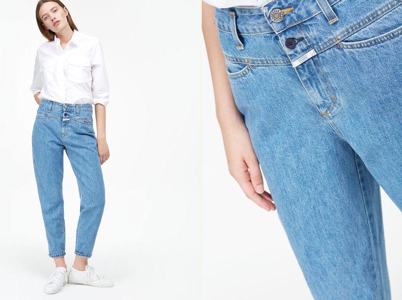 Fusion Retro Jeans