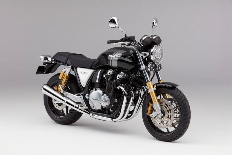 Retro Roadster Motorbikes