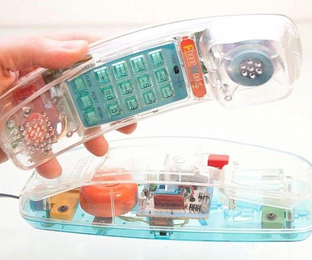80s Landline Telephones