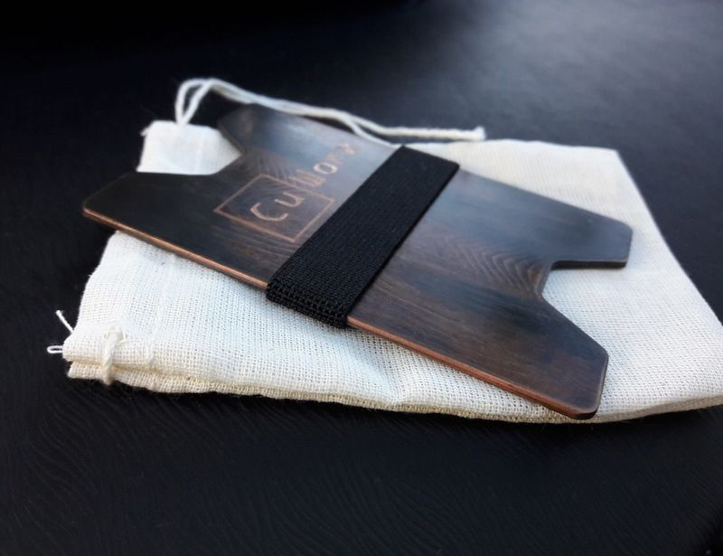 American-Made Copper Wallets
