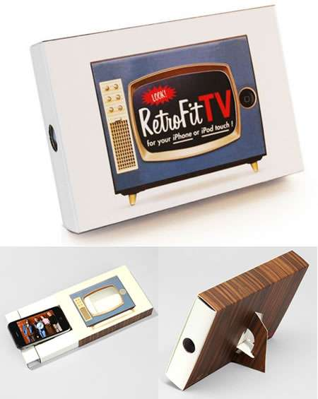 Chunky TV Gadget Stands