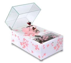 Reuge Butterfly Music Box
