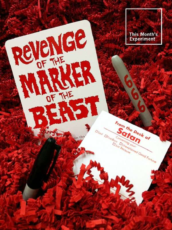 Revenge of the Marker of the Beast