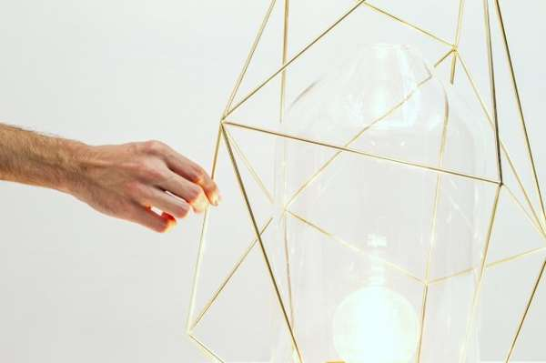 Crystallized Touch Lanterns