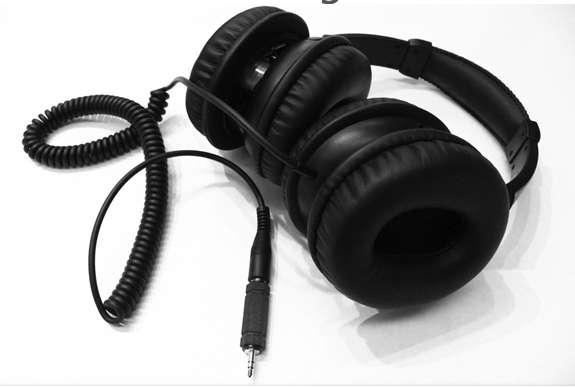 Reverse Headphones