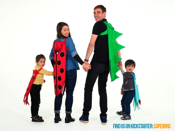 Reversible Costume Aprons