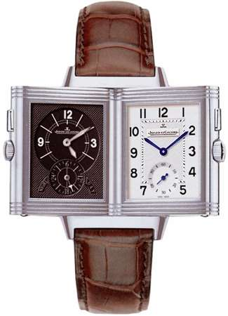 Luxury Tome-Like Timepieces