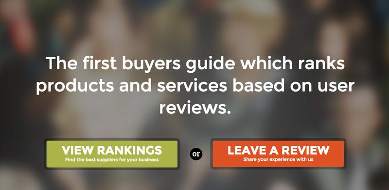 B2B Service Reviews