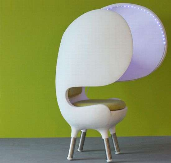 Light Therapy Seating