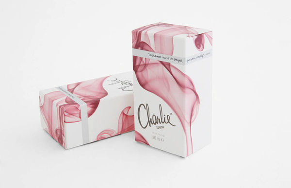 Effervescent Perfume Packaging