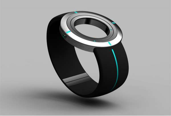 Revolutio Watch by Mickael Chrost