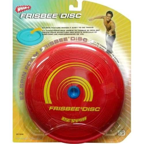 Foam Frisbees