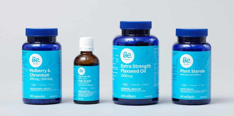 Chromatic Drugstore Packaging
