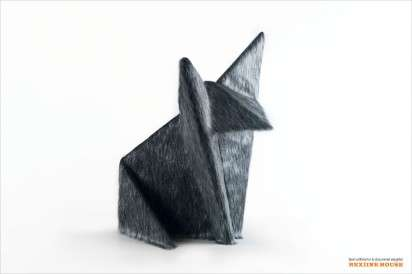 Origami Animal Ads