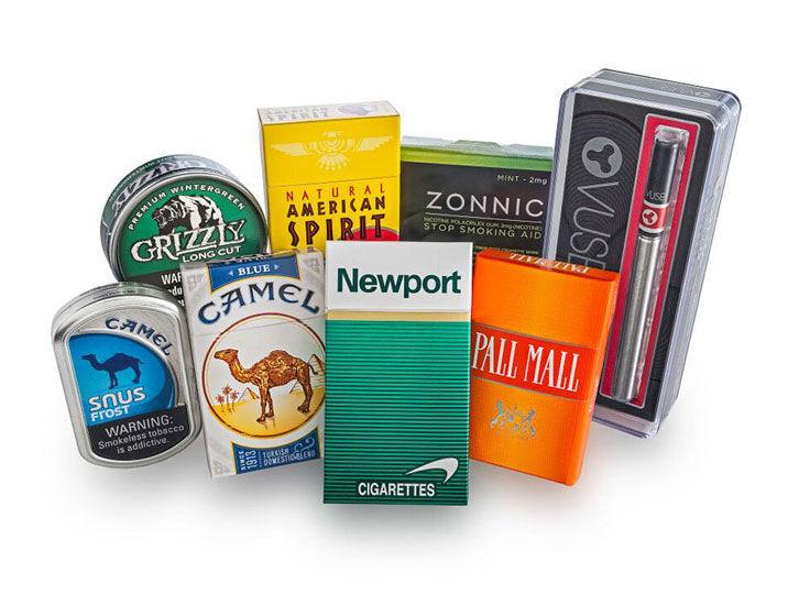 Milestone Tobacco Branding