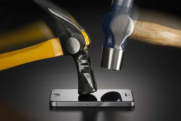 Impact-Proof Smartphone Shields