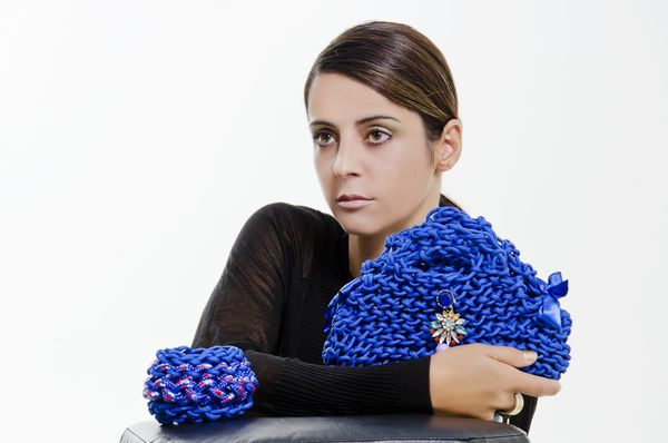 Colorfully Woven Accessories