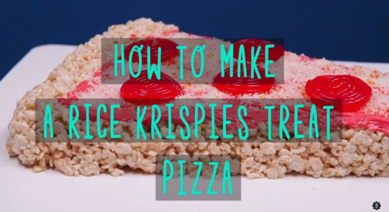 Cereal-Based Pizza Recipes
