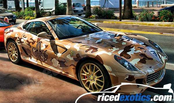 Supercar Modification Fails
