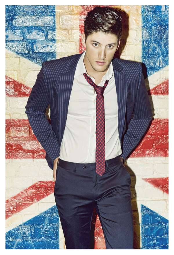 Suave British Empire Shoots