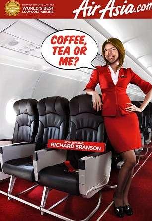 Billionaire Flight Attendants