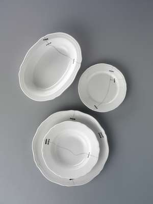 Cracked Crockery