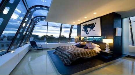 Richard Hywel Evans Architects Penthouse