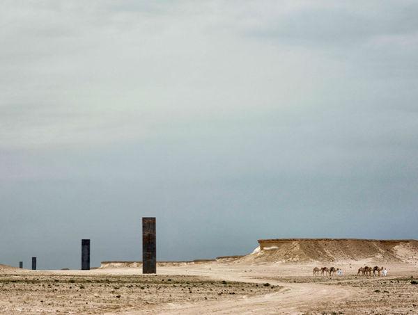 Towering Beam Desert Installations