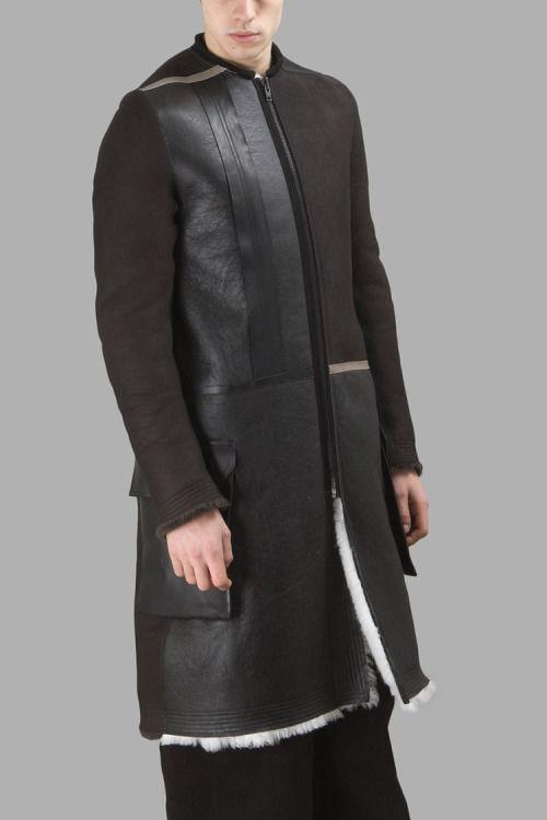 Patchwork Sheepskin Jackets
