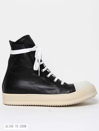 Rick Owens Sneaker Boot